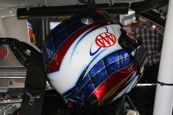 Helmet of David Ragan