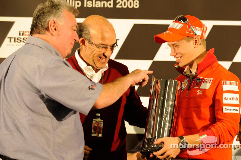 #6: Casey Stoner (2007, Ducati)