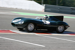 Benjamin Eastick, Jaguar D Type, 1955