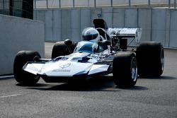 Judy Lyons, Surtees TS9, 1971