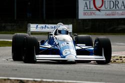 Alain De Blandre, Ryschka Motorsport, CART Lola Cosworth 2.8 V8 Turbo [formerly driven by J. Jones]