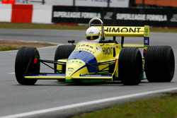 Henk de Boer, Racing for Business, F1 Coloni, FC188 Cosworth 3,5 V8