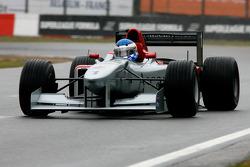Klaas Zwart, Team Ascari, F1 Benetton B197 Judd 4.0 V10
