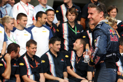 Red Bull Racing photoshoot: David Coulthard
