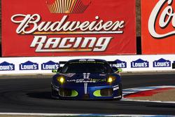 #99 JMB Racing Ferrari F430 GT: Ben Aucott, Pierre Kaffer