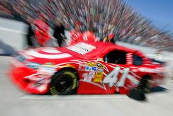 Reed Sorenson's Target Dodge on pit road