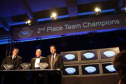 2nd place team champions - Clint Field, Duncan Dayton, Jim Tafel