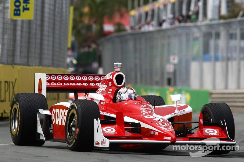 2008 IndyCar: Scott Dixon, Chip Ganassi Racing, Dallara-Honda
