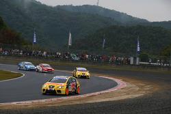 Rickard Rydell, SEAT Sport, SEAT Leon TDI