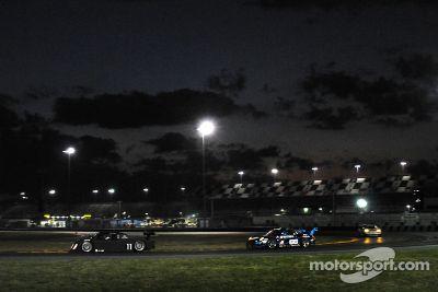 Journées d'essais à Daytona en octobre