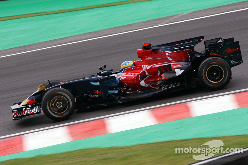 2008 : Toro Rosso STR3