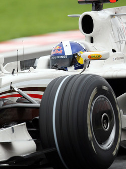 David Coulthard, Red Bull Racing RB4 im Sonderdesign