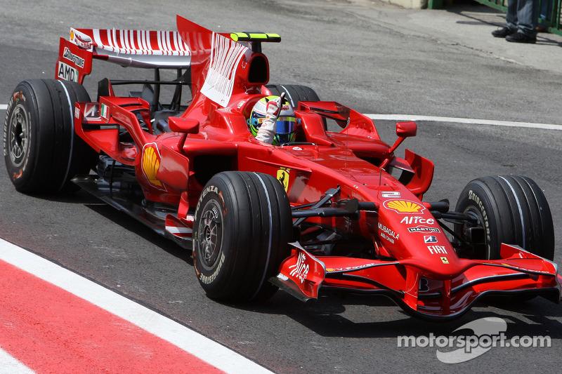 #39 Ferrari F2008 (2008)