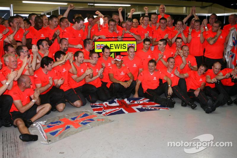 2008 F1 Champion