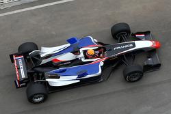 Nicolas Prost, pilote de A1 Equipe de France
