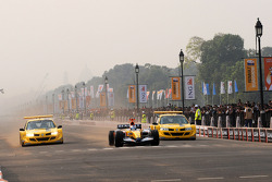 Renault Roadshow, New Delhi, India