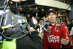 Victory lane: interviews for race winner Carl Edwards
