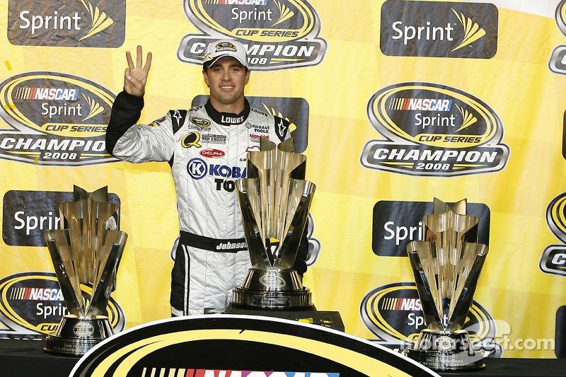 2008: Jimmie Johnson (Hendrick-Chevrolet)