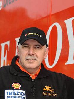 Team de Rooy: Arno Slaats, assistance truck #859