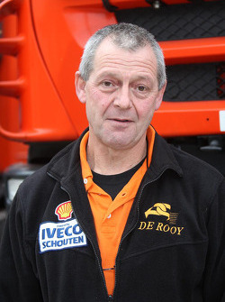 Team de Rooy: Clim Smulders, assistance truck #858