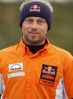 KTM: Alex Doringer, team manager