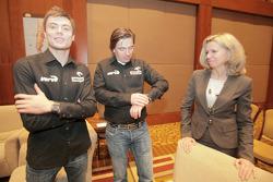 Orlen Team media presentation: Jakub Przygonski and Marek Dabrowski
