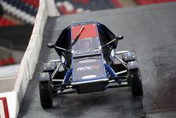 Tom Kristensen in an RX150 Buggy