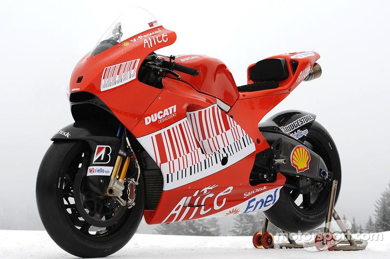 Ducati Desmosedici 2009