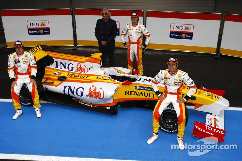 2008-2009 - Renault: Nelson Piquet Jr.