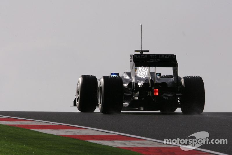 Nico Rosberg, Williams F1 Team, in the new FW31