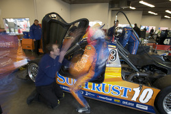 Drivers change practice for Max Angelelli and Pedro Lamy