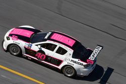 #40 Dempsey Racing Mazda RX-8: Patrick Dempsey, Charles Espenlaub, Joe Foster