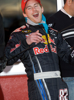 Raybestos Rookie of the Year radio-controlled car race event: Scott Speed, Red Bull Racing Team Toyota
