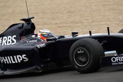 Nico Hulkenberg, WilliamsF1 Team, FW31