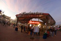 Budweiser Bistro dans la Fan Zone