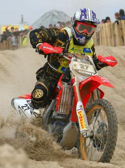 #27 Sebino Honda 450 4T: Roberto Pievani
