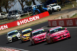 #12 Donut King, Holden VY Series II - HSV: Tony Alford, Peter Leemhuis, Mal Rose
