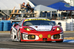 #95 Advanced Engineering Pecom Racing Team Ferrari F430 GT: Luis Companc, Mathias Russo, Gianmaria Bruni