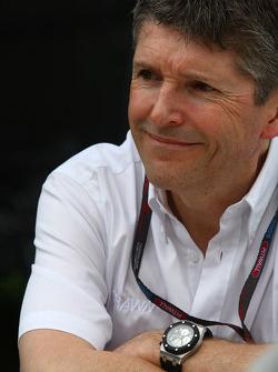 Nick Fry, BrawnGP, Chief Executive Officer