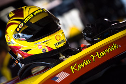 Casque de Kevin Harvick, Richard Childress Racing Chevrolet