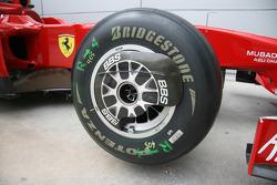 Ferrari F60 details