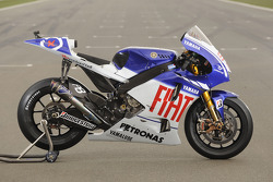 The Yamaha of Jorge Lorenzo, Fiat Yamaha Team