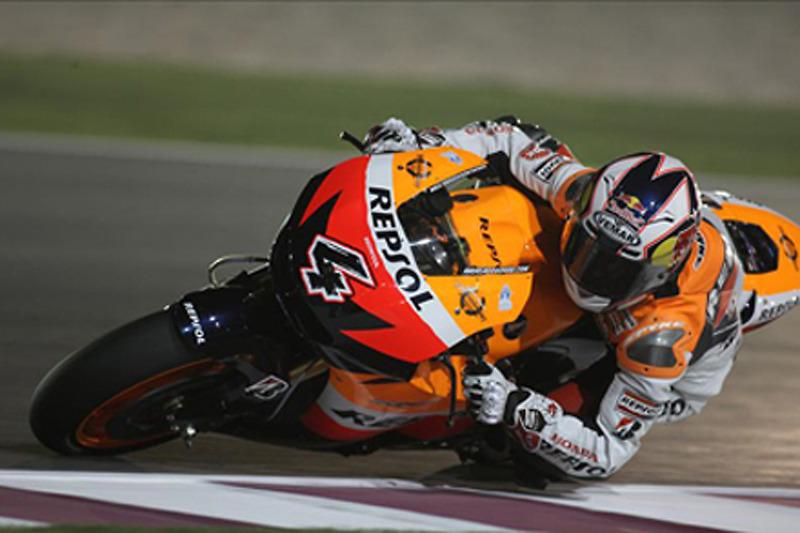 2009. Andrea Dovizioso - Gran Premio de Qatar - 5º