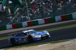 #24 His Advan Kondo GT-R: Joao Paulo Lima De Oliveira, Seiji Ara