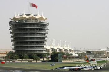 Bahrain GP reinstated by WMSC