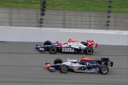 Dan Wheldon, Panther Racing runs with Mario Moraes, KV Racing Technology