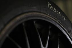 Pescarolo Sport tire