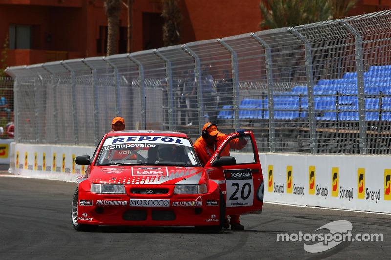 Viktor Shapovalov, Lada Sport, Lada 110 2.0 Off The Race