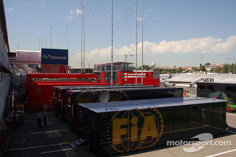 FIA trucks