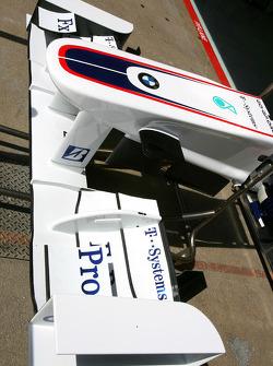 BMW Sauber F1 Team front wing